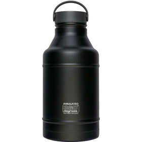 360° degrees Growler Trinkflasche 1800ml black